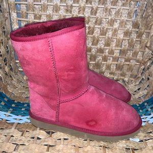 UGG classic short women's boots